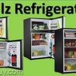 Willz Refrigerator [New introduction 2018] Comparison Table