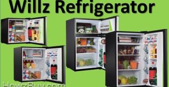 Willz Refrigerator [New introduction 2018]