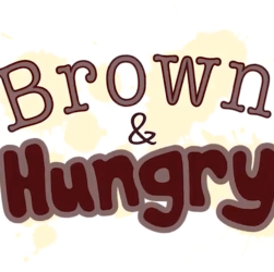 brown and hungry