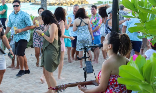 The Private Beach Party That's Public
