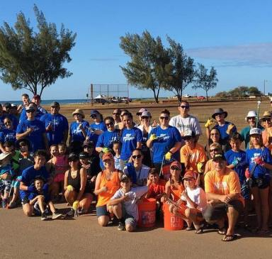 blue zones cleanup