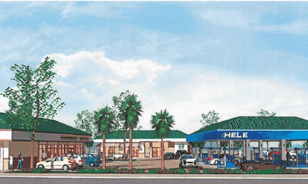Kapolei Parkway Gets A 7-11, Hele, And Starbucks This Summer