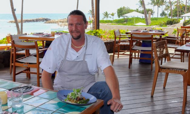 Kapolei Q&A: What's It Like To Be The Executive Chef At Mina's Fish House?