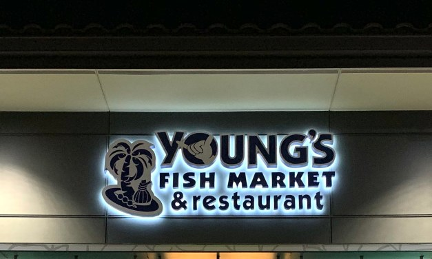 Young's Fish Market Kapolei Will Open This Month