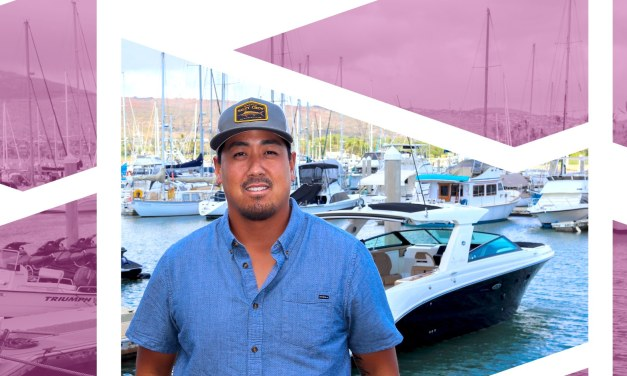 Kapolei Q&A: Jacob Kahiapo's Journey From Teenage Kapolei Lifeguard to Ko Olina Cruise Entrepreneur