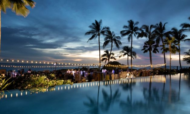 This Month: The First-Ever Concert On The Four Seasons' Ocean Lawn