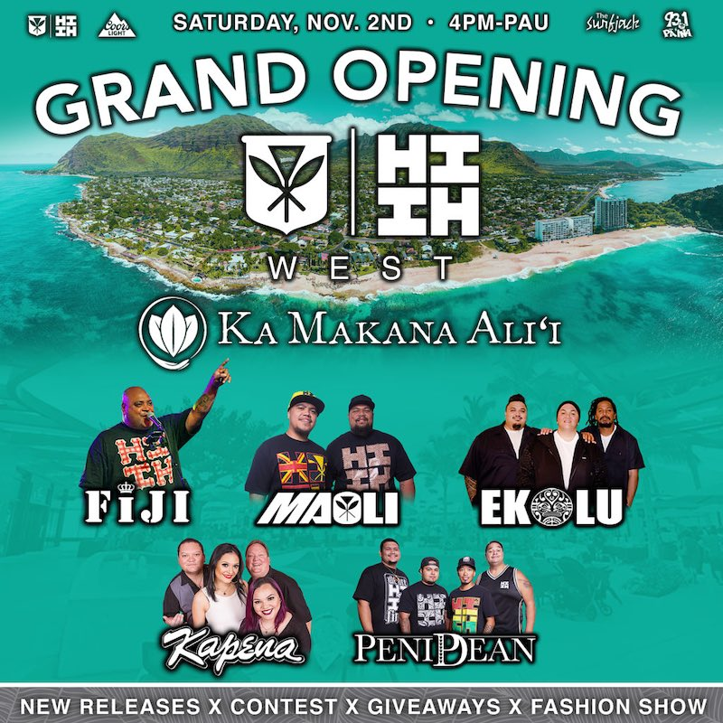 hawaiis finest grand opening