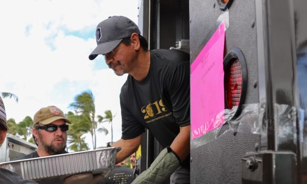 21st Annual Ko Olina Thanksgiving Outreach Served 4,000 Thanksgiving Dinners
