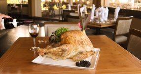 roys ko olina wine dinner turkey