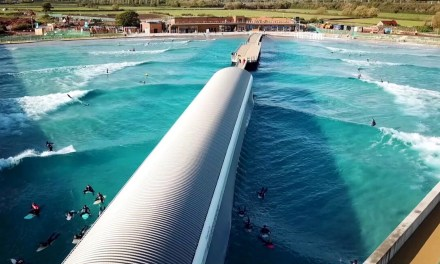 Two Locals Propose A $72 Million Wave Park In Kalaeloa