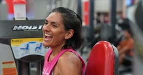 melanie gonzalez stingrey training