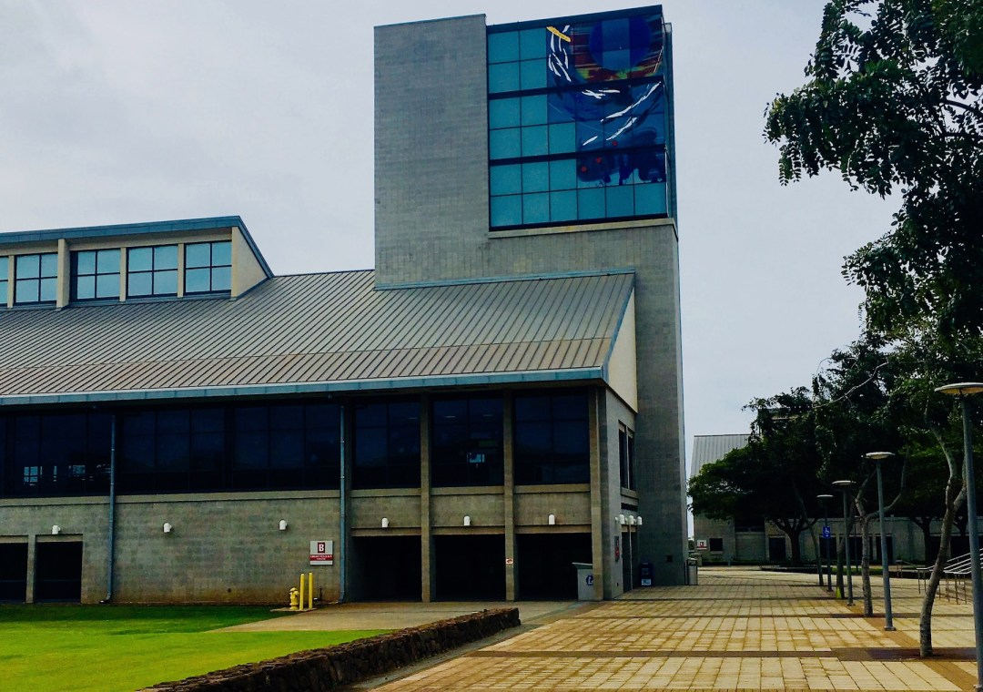 campbell library uh west oahu