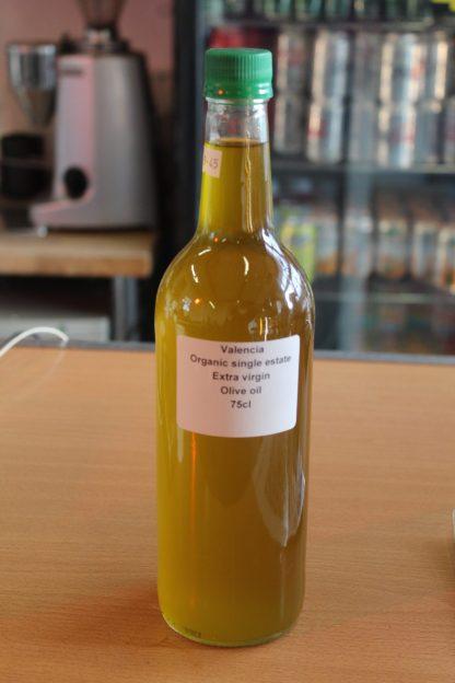 Valencia olive oil