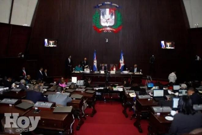 Sesión realidad en la cámara De Diputado de la República Dominicana en Foto: lo Diputados. Hoy Duany Nuñez .9-12-2014