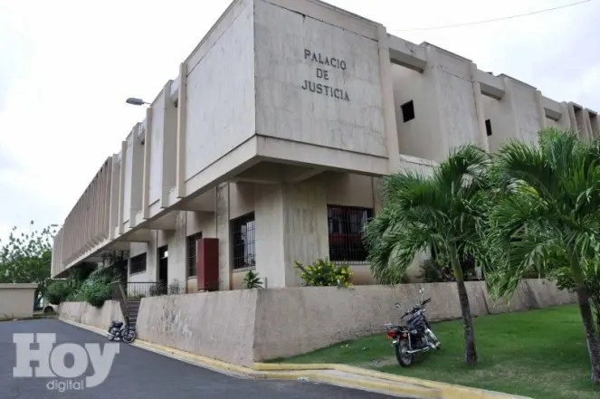 Palacio de Justicia de San Francisco de Macorís.