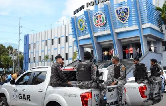 Resultado de imagen para patrulla policial republica dominicana