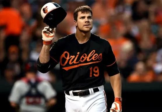 Resultado de imagen para Chris Davis, Orioles de Baltimore Siete años / $ 161 millones