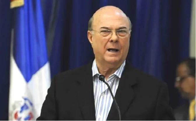 Ex presidente Hipólito Mejía/Foto de archivo. Fuente externa.
