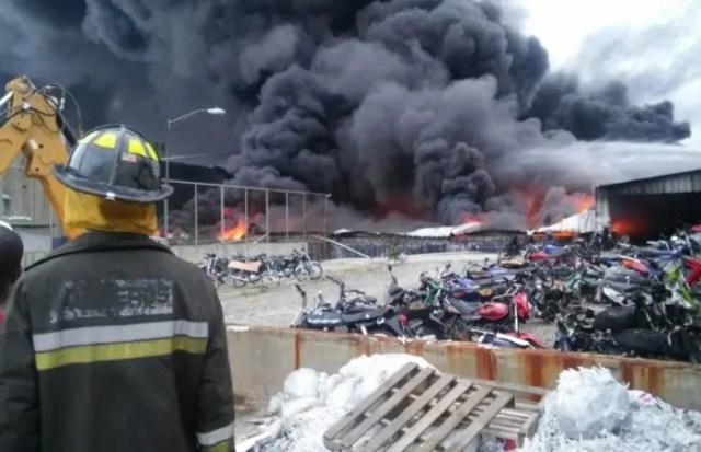 Incendio Haina 7