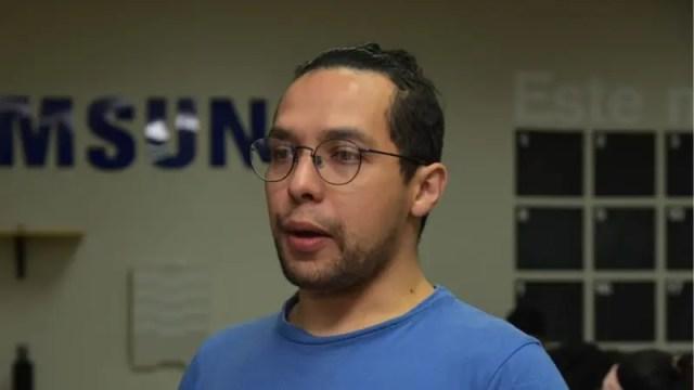 Arturo Sánchez.
