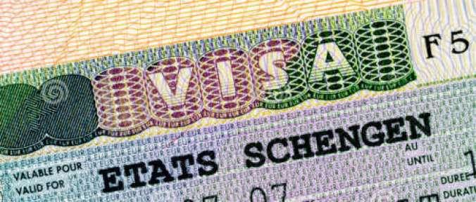 Resultado de imagen de política de visados union europea