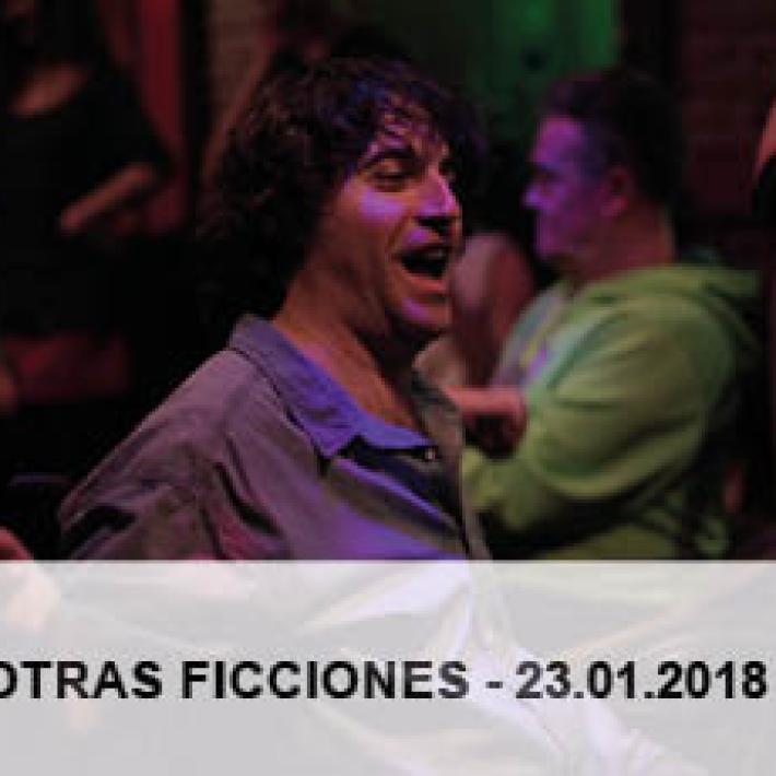 VIVIR Y OTRAS FICCIONES 23012018