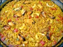 "Arroz ""ciego"" de marisco"