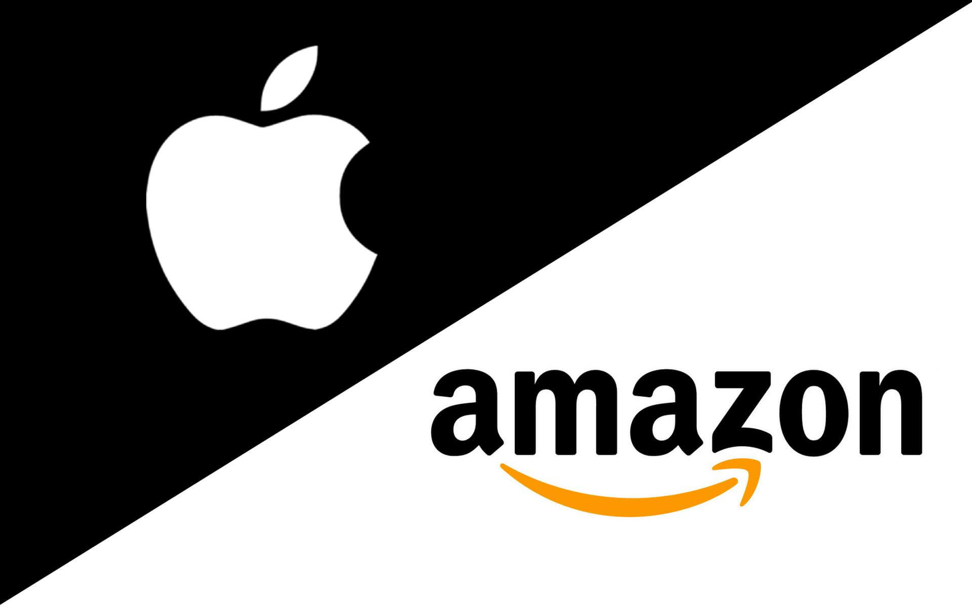 Amazon y Apple