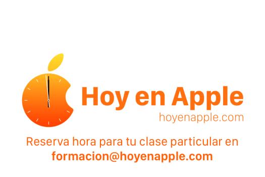 Formación - Hoy en Apple