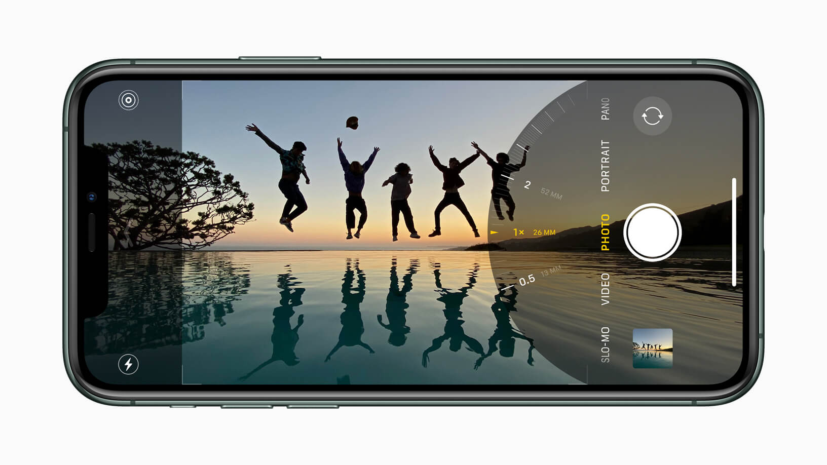 Cámara iPhone 11 Pro