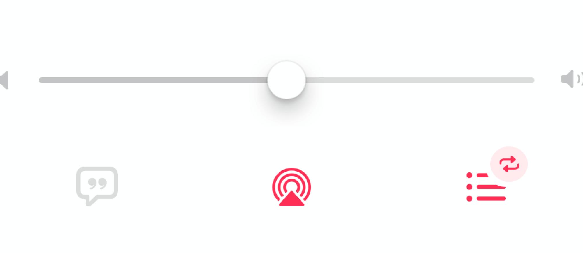 Repetir Canción iOS 13