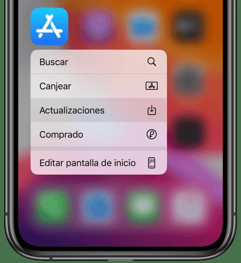 App Store Haptic