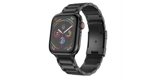 Correa de aleación de titanio para Apple Watch