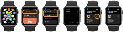 Instalar app Apple Watch - Pasos