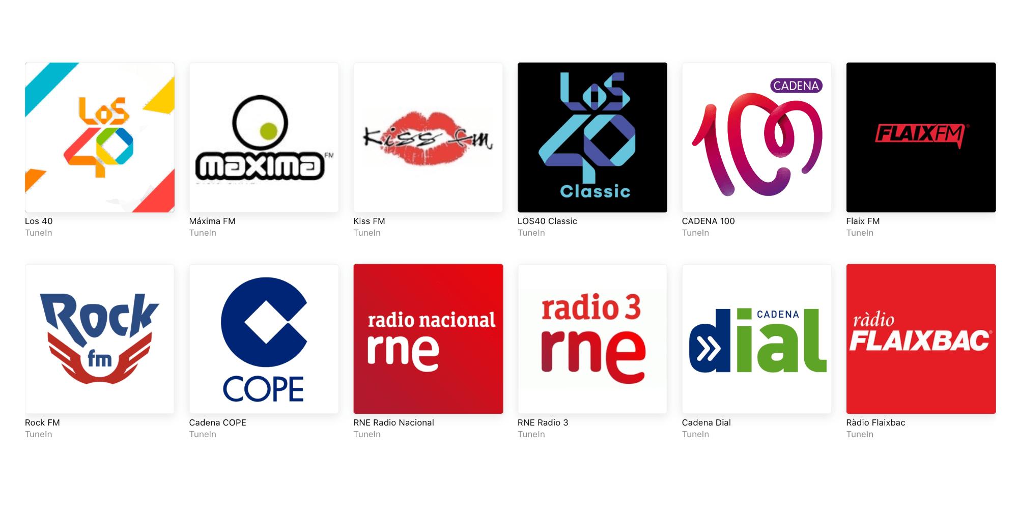 Tres excelentes apps para escuchar la radio de forma gratuita desde nuestro iPhone - Hoy en Apple