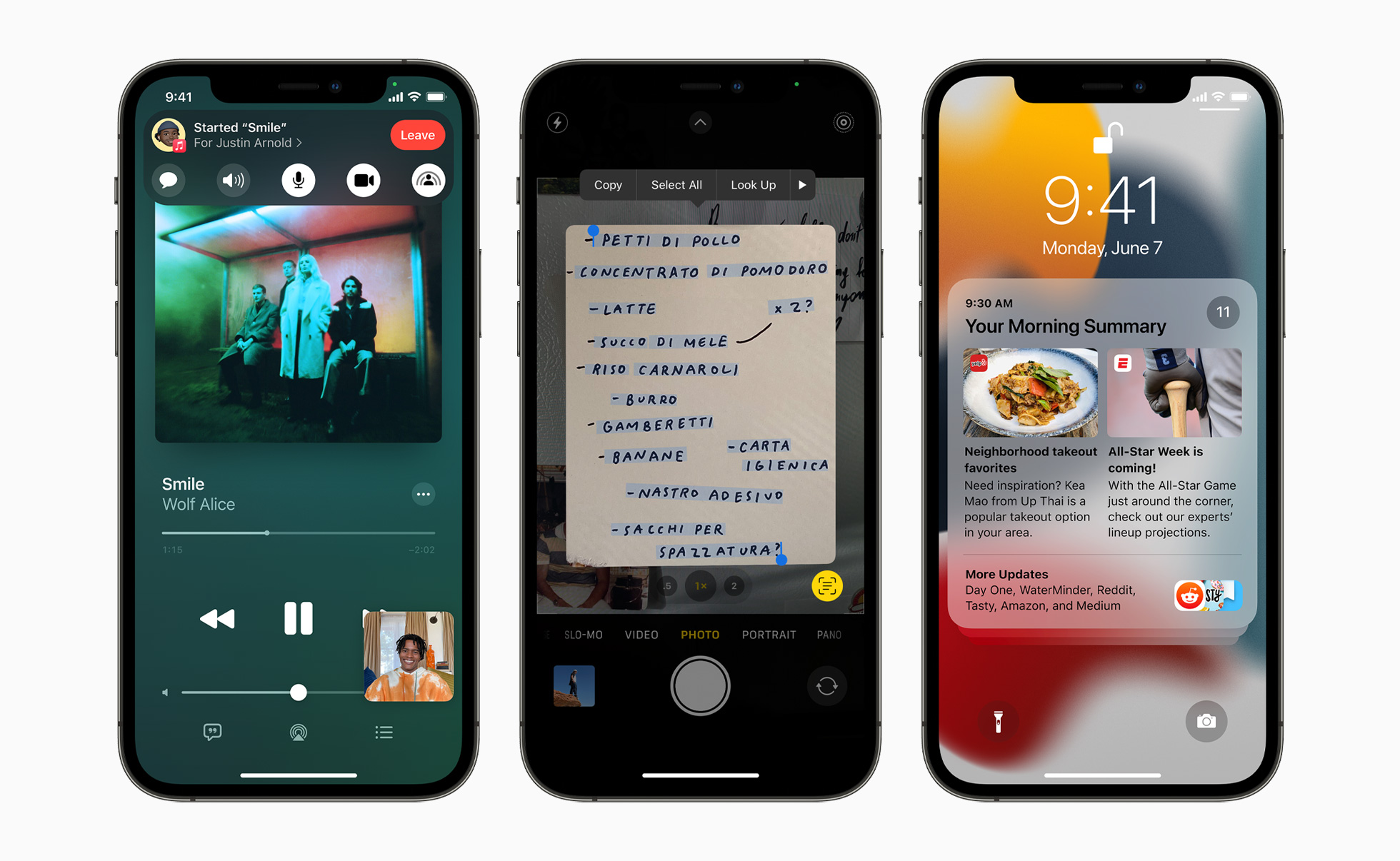 iOS 15, iPadOS 15, macOS Monterey y más: todas las novedades de los nuevos sistemas operativos