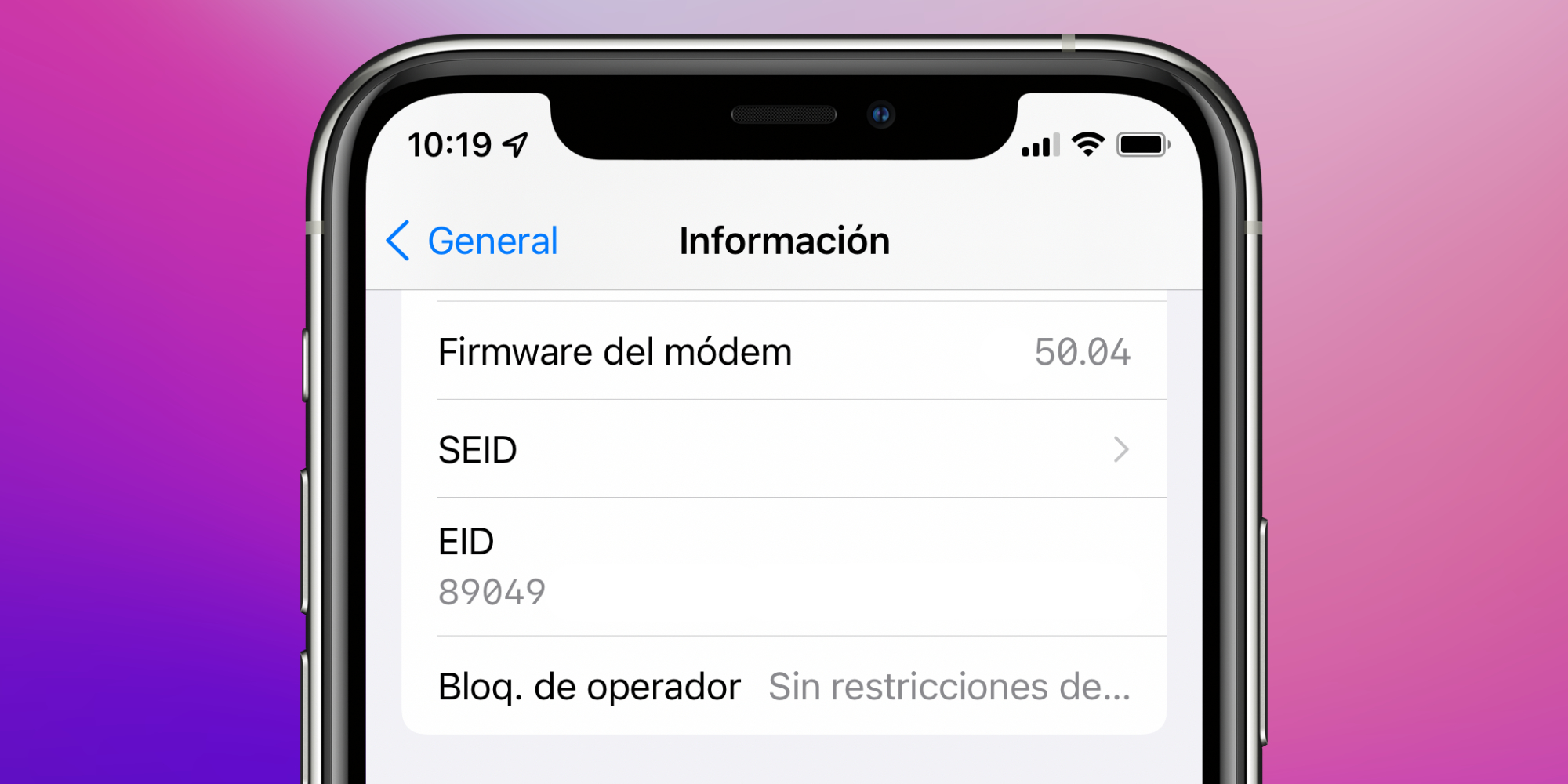 Cómo comprobar si un iPhone es libre de cualquier operadora