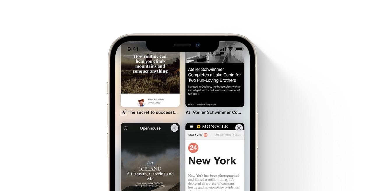 Qué son y cómo usar los grupos de pestañas de Safari de iOS 15 en nuestro iPhone