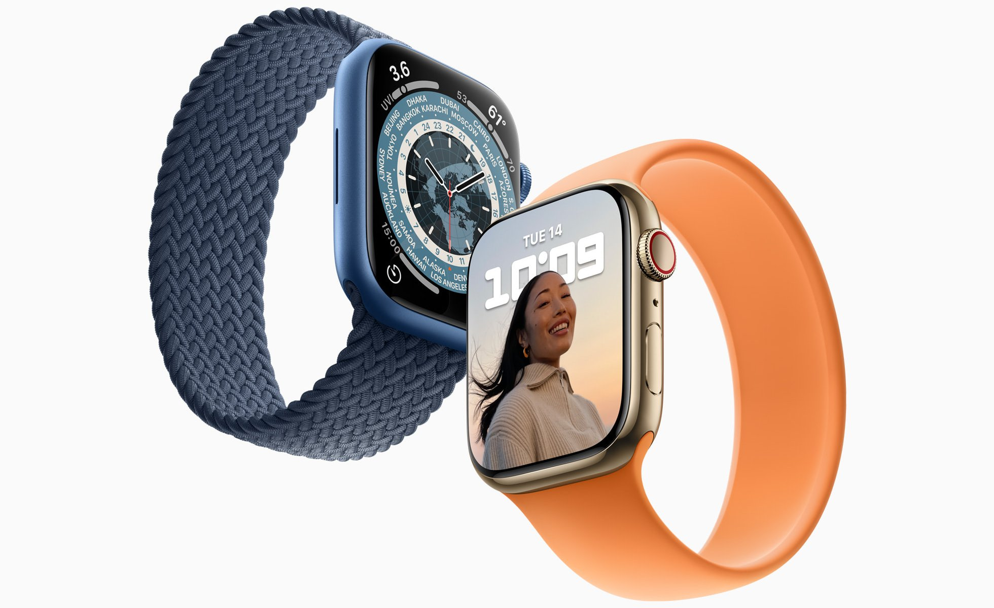 Reservas Apple Watch Series 7