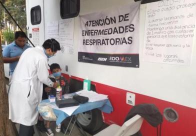 Inicia vacunación de mayores de 50 en EdoMex