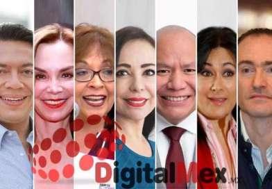 Se quejan aspirantes de simulación en proceso para elegir candidatos de Morena