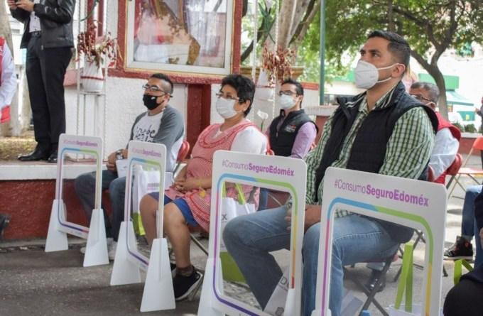 En Tlalnepantla arrancó programa #ConsumoSeguroEdoMex