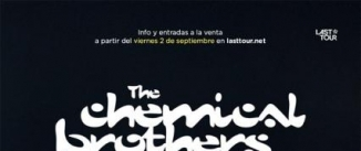 Ir al evento: MADRID LIVE! 2016 - THE CHEMICAL BROTHERS