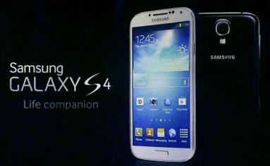 El Samsung s4