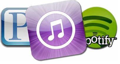 Podrá Apple competir contra Pandora y Spotify