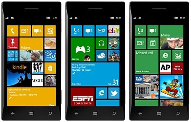 Windows Phone 8 soportarán una resolución de 1080p