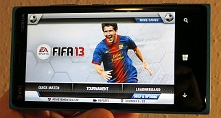fifa 2013 nokia - windows phone