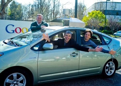 ¿Te subirías a un taxi Google sin conductor