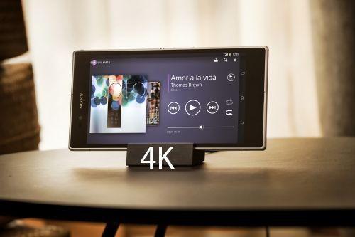 4k phone