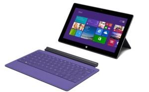 La Tableta Surface 2
